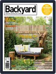 Backyard and Outdoor Living (Digital) Subscription January 1st, 2018 Issue