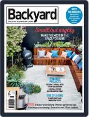 Backyard and Outdoor Living (Digital) Subscription July 5th, 2017 Issue