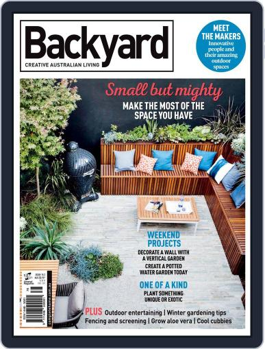 Backyard and Outdoor Living July 5th, 2017 Digital Back Issue Cover