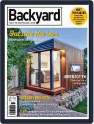 Backyard and Outdoor Living (Digital) Subscription July 1st, 2016 Issue