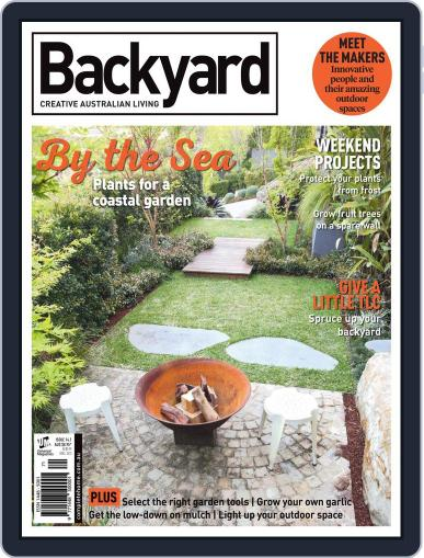 Backyard and Outdoor Living May 18th, 2016 Digital Back Issue Cover