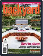 Backyard and Outdoor Living (Digital) Subscription May 27th, 2015 Issue