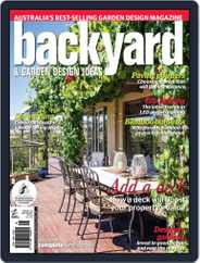 Backyard and Outdoor Living (Digital) Subscription September 19th, 2013 Issue
