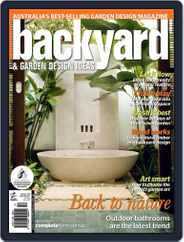 Backyard and Outdoor Living (Digital) Subscription January 24th, 2013 Issue