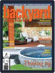 Backyard and Outdoor Living (Digital) Subscription October 2nd, 2012 Issue