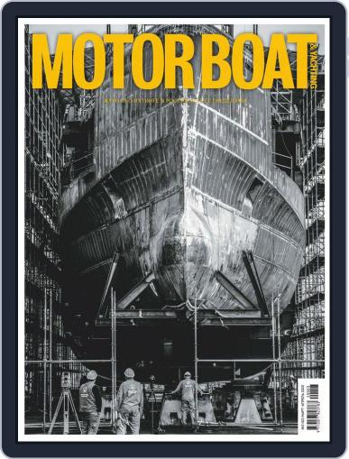 Motor Boat & Yachting Russia (Digital) March 1st, 2020 Issue Cover