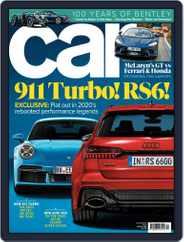 CAR UK (Digital) Subscription December 1st, 2019 Issue