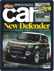 CAR UK (Digital) Subscription October 1st, 2019 Issue