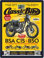 Classic Bike (Digital) Subscription August 1st, 2019 Issue