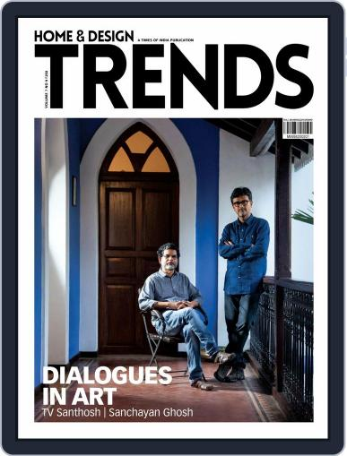 Home & Design Trends (Digital) February 1st, 2020 Issue Cover