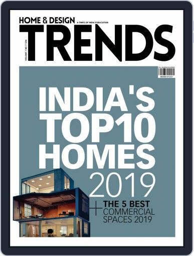 Home & Design Trends (Digital) December 1st, 2019 Issue Cover