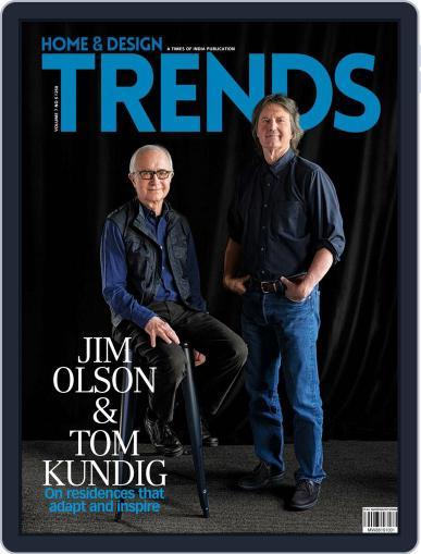 Home & Design Trends October 1st, 2019 Digital Back Issue Cover