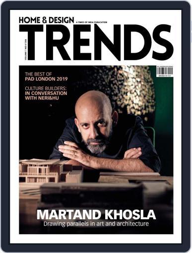 Home & Design Trends September 15th, 2019 Digital Back Issue Cover
