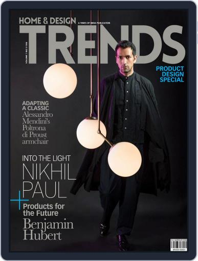 Home & Design Trends August 1st, 2019 Digital Back Issue Cover