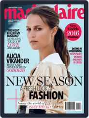 Marie Claire South Africa (Digital) Subscription August 31st, 2016 Issue