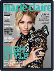 Marie Claire South Africa (Digital) Subscription December 1st, 2015 Issue