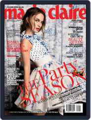 Marie Claire South Africa (Digital) Subscription November 17th, 2013 Issue