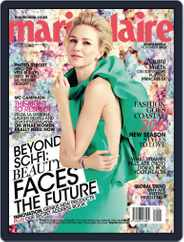 Marie Claire South Africa (Digital) Subscription October 20th, 2013 Issue