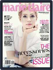 Marie Claire South Africa (Digital) Subscription April 21st, 2013 Issue