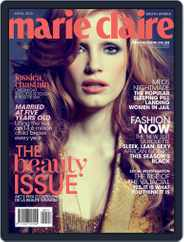 Marie Claire South Africa (Digital) Subscription March 17th, 2013 Issue