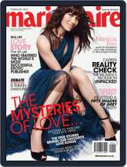 Marie Claire South Africa (Digital) Subscription January 13th, 2013 Issue