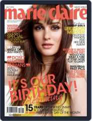 Marie Claire South Africa (Digital) Subscription June 17th, 2012 Issue