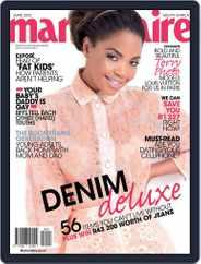 Marie Claire South Africa (Digital) Subscription May 20th, 2012 Issue