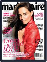 Marie Claire South Africa (Digital) Subscription January 16th, 2012 Issue