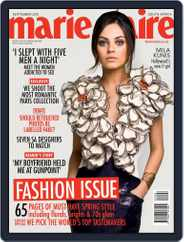 Marie Claire South Africa (Digital) Subscription August 23rd, 2011 Issue