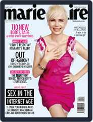 Marie Claire South Africa (Digital) Subscription April 19th, 2011 Issue