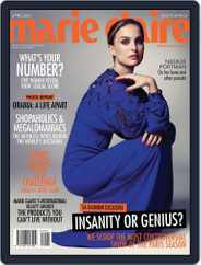 Marie Claire South Africa (Digital) Subscription April 1st, 2011 Issue