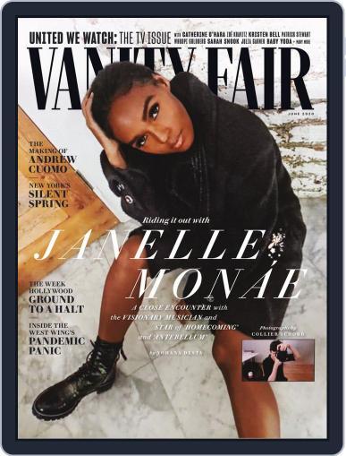 Vanity Fair UK (Digital) June 1st, 2020 Issue Cover