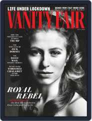 Vanity Fair UK (Digital) Subscription May 1st, 2020 Issue