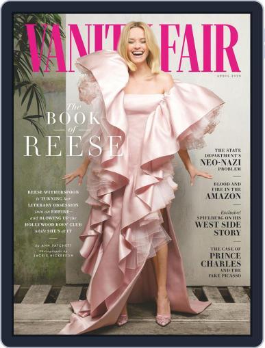 Vanity Fair UK (Digital) April 1st, 2020 Issue Cover