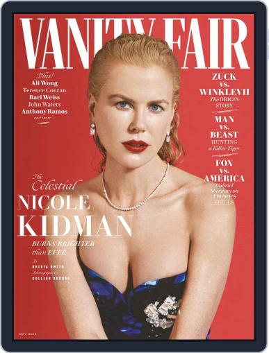 Vanity Fair UK (Digital) May 1st, 2019 Issue Cover