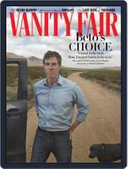 Vanity Fair UK (Digital) Subscription April 1st, 2019 Issue