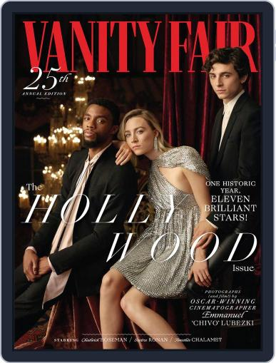 Vanity Fair UK (Digital) January 25th, 2019 Issue Cover