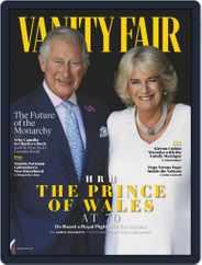 Vanity Fair UK (Digital) Subscription December 1st, 2018 Issue