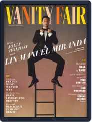 Vanity Fair UK (Digital) Subscription November 26th, 2018 Issue