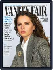 Vanity Fair UK (Digital) Subscription October 1st, 2018 Issue