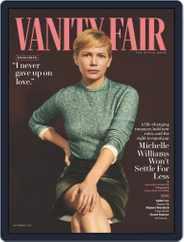 Vanity Fair UK (Digital) Subscription September 1st, 2018 Issue