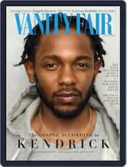 Vanity Fair UK (Digital) Subscription August 1st, 2018 Issue