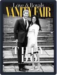 Vanity Fair UK (Digital) Subscription May 1st, 2018 Issue