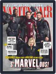Vanity Fair UK (Digital) Subscription January 1st, 2018 Issue