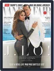 Vanity Fair UK (Digital) Subscription December 1st, 2017 Issue