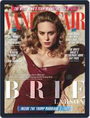 Vanity Fair UK (Digital) Subscription May 1st, 2017 Issue