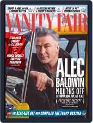 Vanity Fair UK (Digital) Subscription April 5th, 2017 Issue