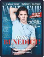 Vanity Fair UK (Digital) Subscription November 1st, 2016 Issue
