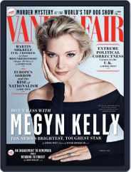 Vanity Fair UK (Digital) Subscription February 1st, 2016 Issue