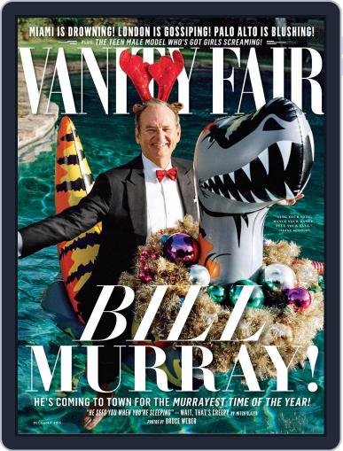 Vanity Fair UK November 10th, 2015 Digital Back Issue Cover